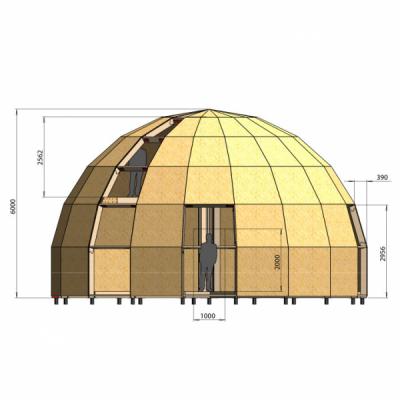 Купольный конструктор Z10