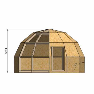 Купольный конструктор Z6
