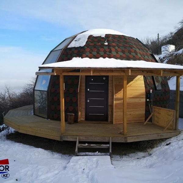 Купольный дом Z8