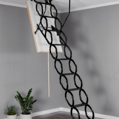 Лестница стальная OMAN FLEX TERMO
